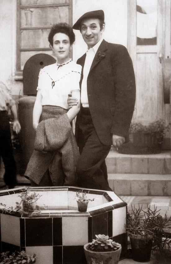 Leonora Carrington i Emerico Weisz