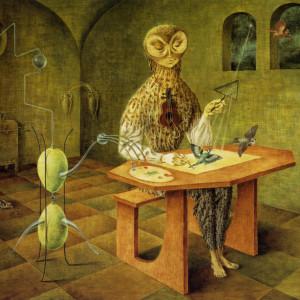 Remedios Varo, Stowrzenie ptaków, surrealizm, Niezła Sztuka