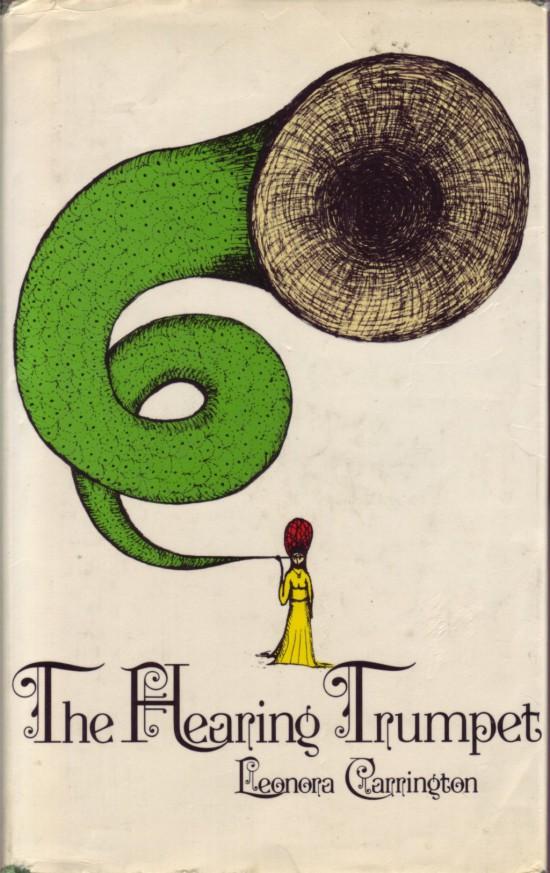 "Leonora Carrington ""Trąbka do słuchania"", fot.: cocoon.pupae.net"