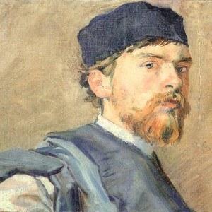 Stanisław Wyspiański, Autoportret   1893-94, fot.: pinakoteka.zascianek.pl