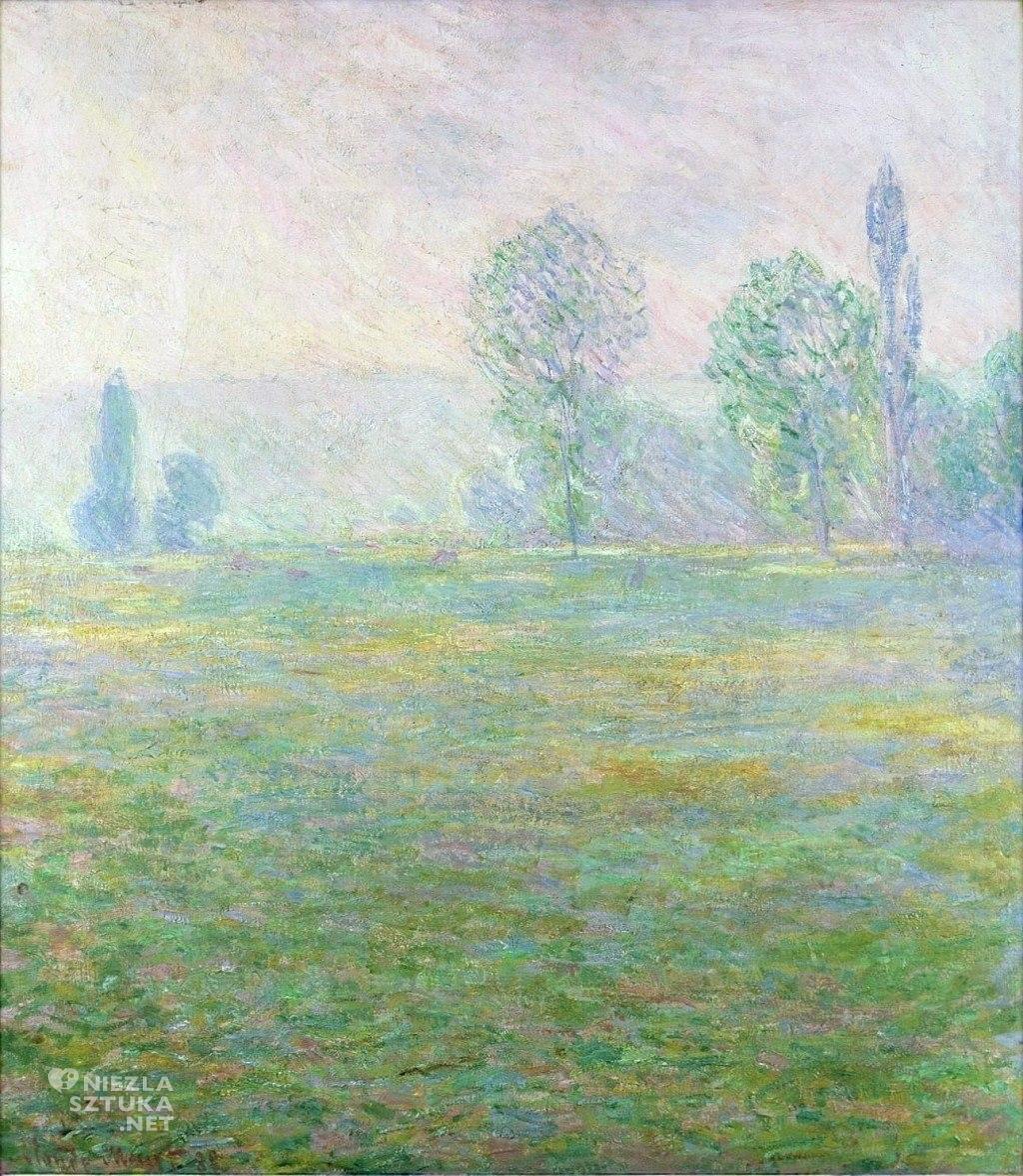 Łąki w Giverny, 1888