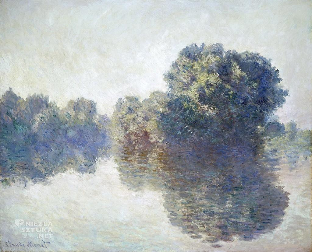 Sekwana w pobliżu Giverny, 1897