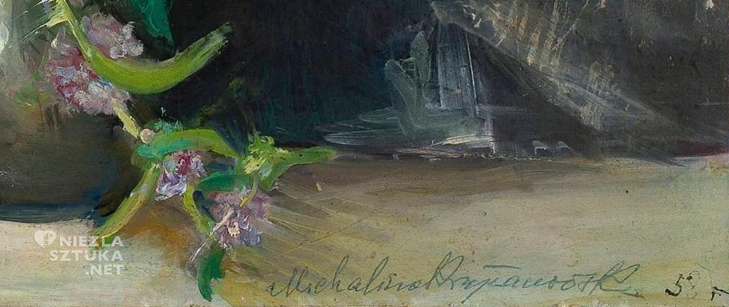 Michalina Krzyżanowska Polne kwiaty, 1958, MNW
