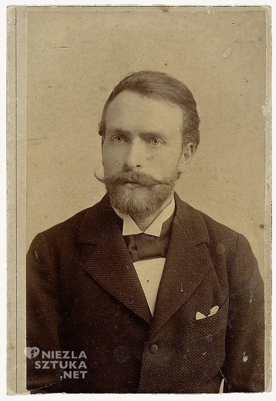 Wyspiański w wieku 28 lat, Balicer Szymon, Muzeum Narodowe w Warszawie, Niezła sztuka