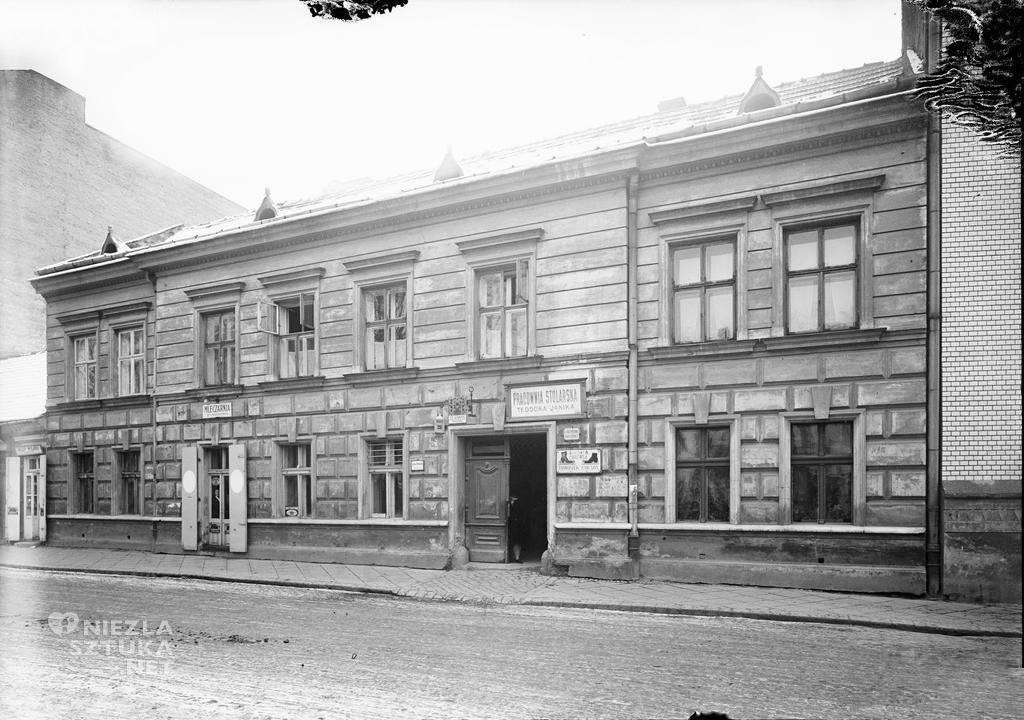 Dom w którym urodził się Stanisław Wyspiański, obecnie Muzeum Mehoffera, Krupnicza 26, fot. nac.gov.pl