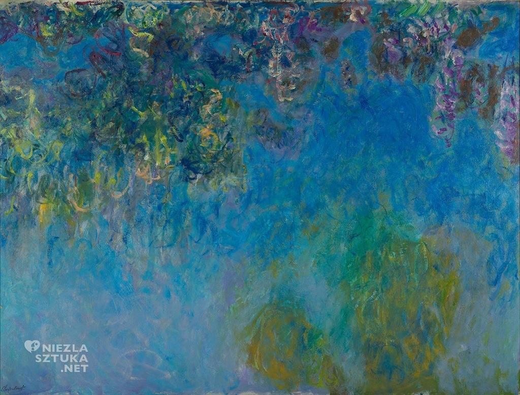 Claude Monet Wisteria | 1925, Gemeentemuseum Den Haag