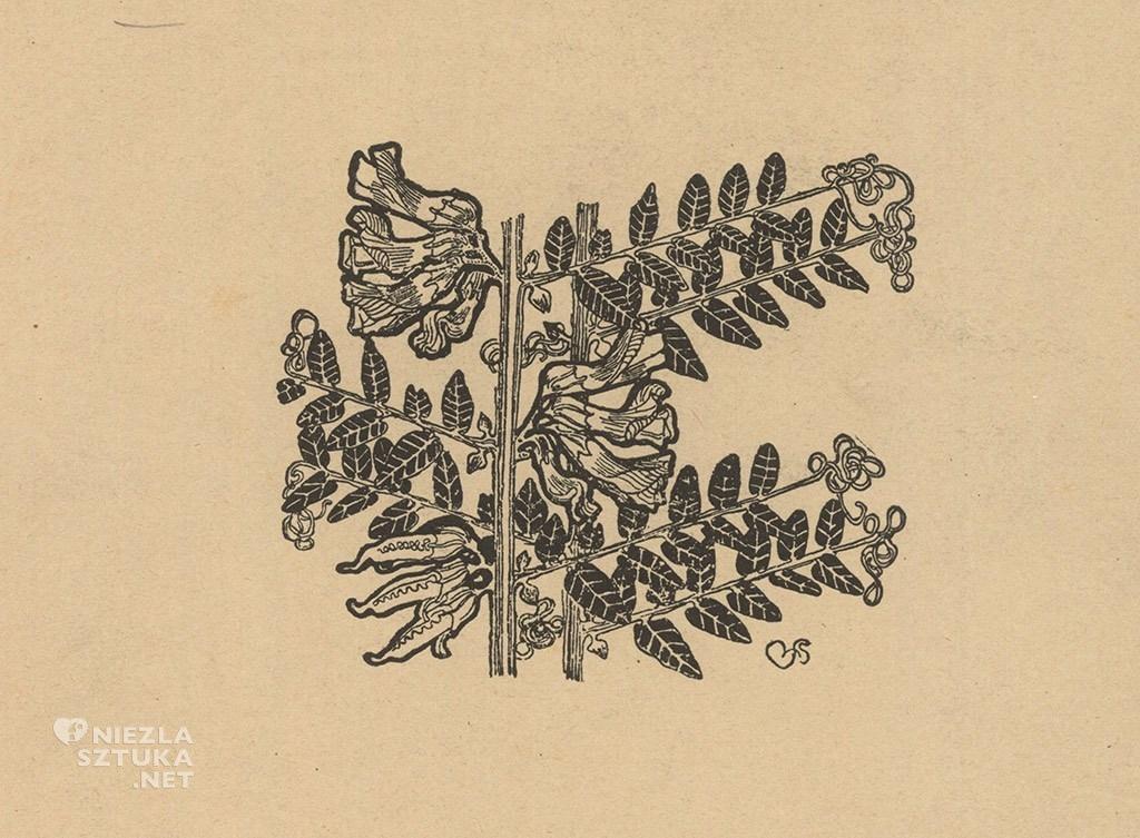 Stanisław Wspiański, Fragment katalogu wystawy, Niezła sztuka