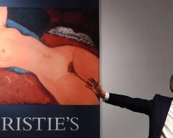 20 najdroższych dzieł sztuki sprzedanych na aukcjach w 2015 roku