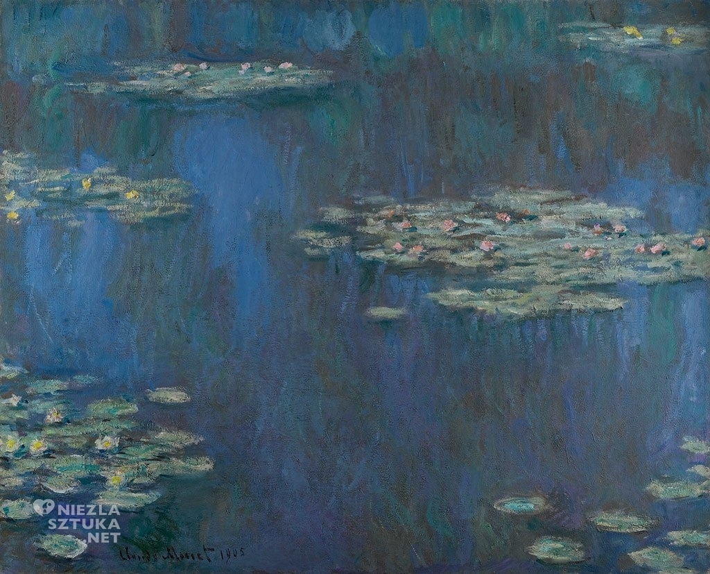 Claude Monet Lilie wodne | 1889, sothebys.com