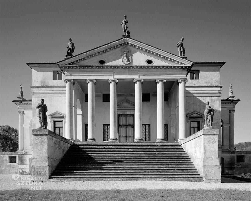 Andrea Palladio Villa Rotonda, fot. www.lindmanphotography.com