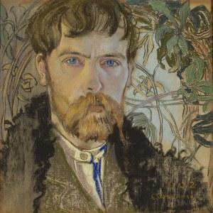 Stanisław Wyspiański Autoportret, 1904