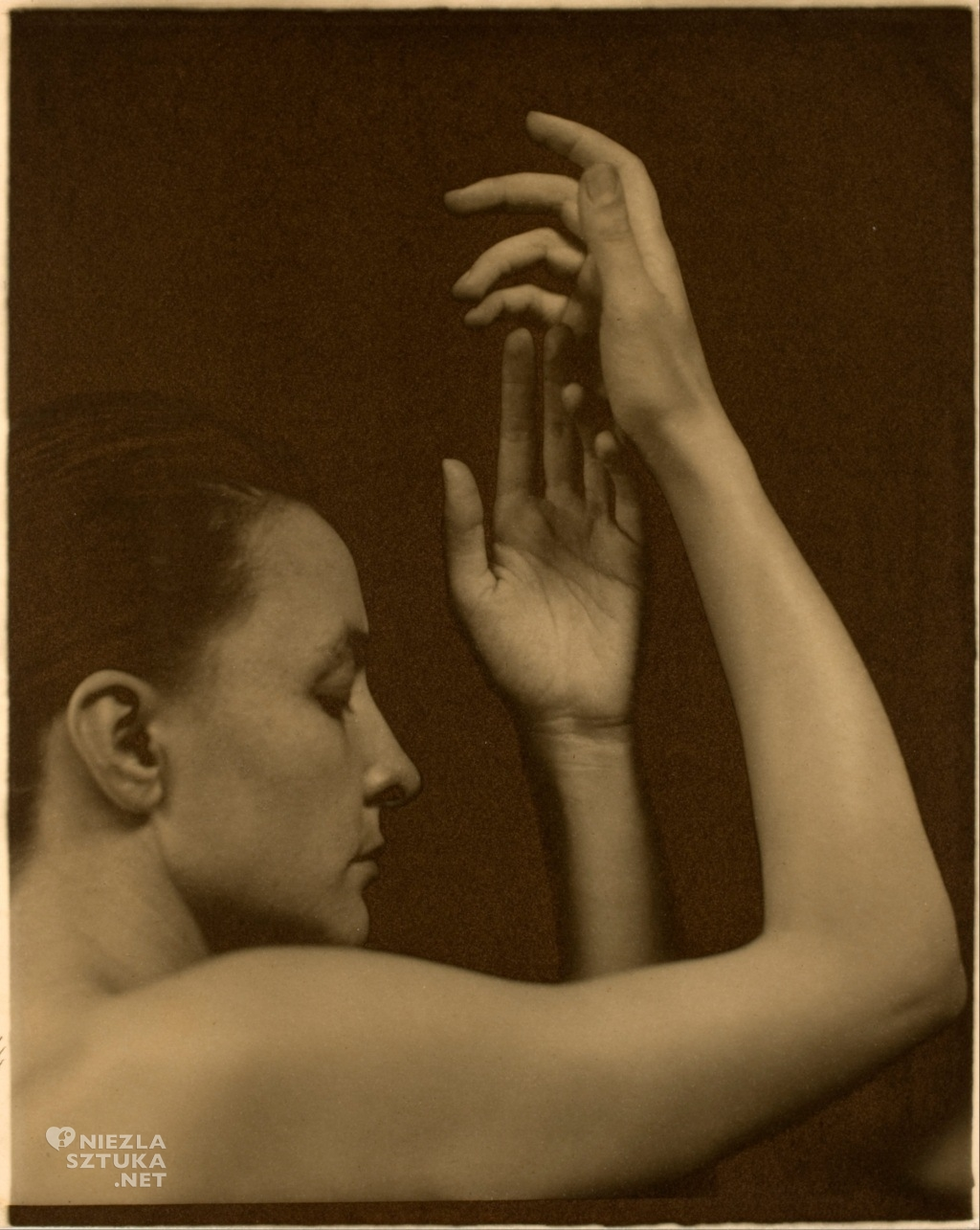 Alfred Stieglitz, Georgia O'Keeffe | 1920, fot.: wikipedia.org