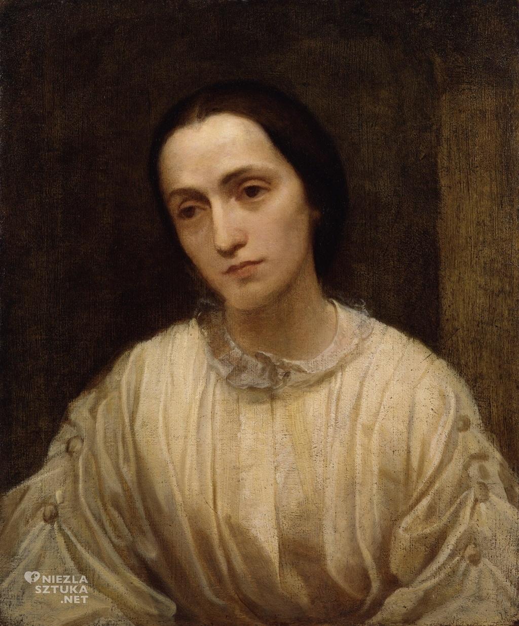 George Frederic Watts Julia Margaret Cameron | ok. 1850–1852, fot.: wikipedia