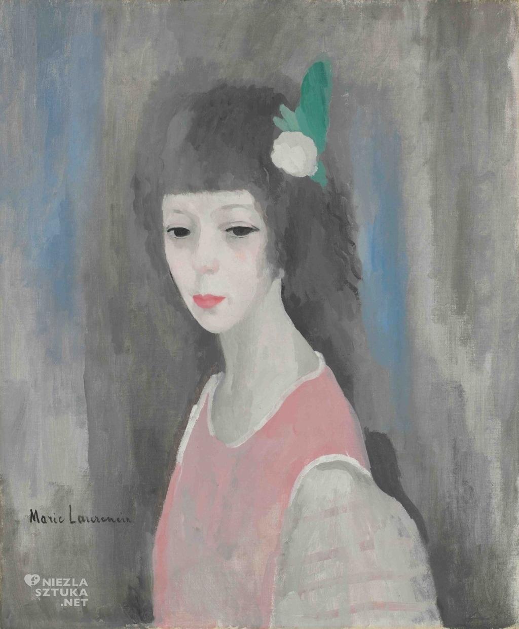 Marie Laurencin Autoportret malarstwo