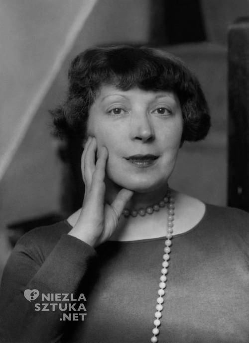Marie Laurencin | ok. 1926, Paryż, fot.: lauramcphee.tumblr.com