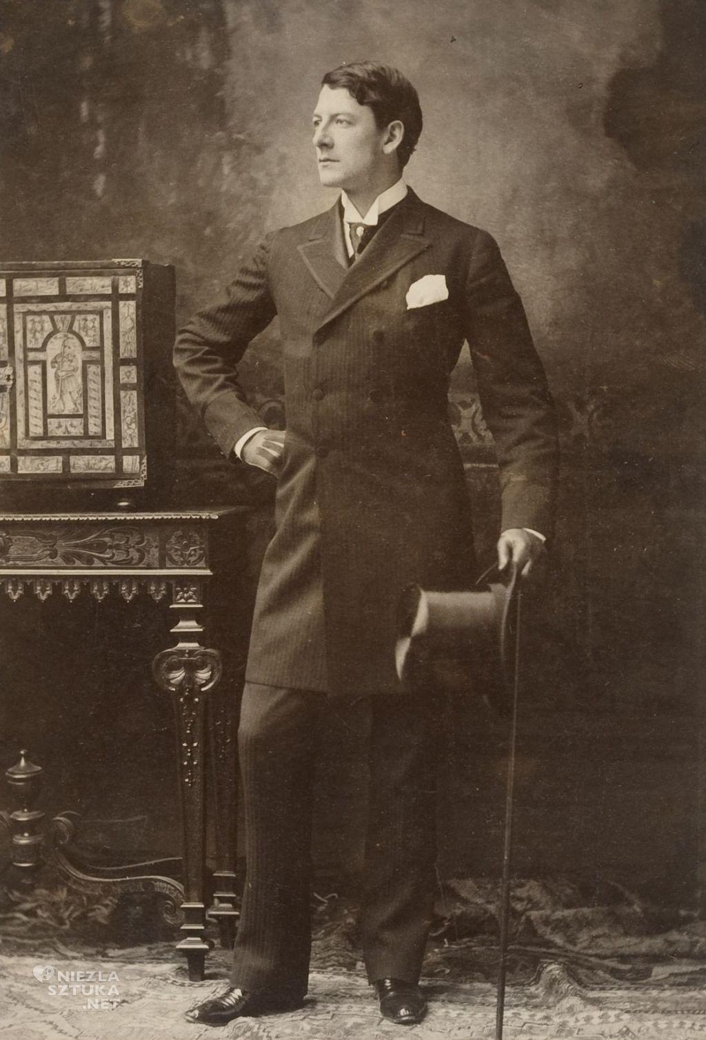 Maurice Bernhardt, fot.: wikipedia.org