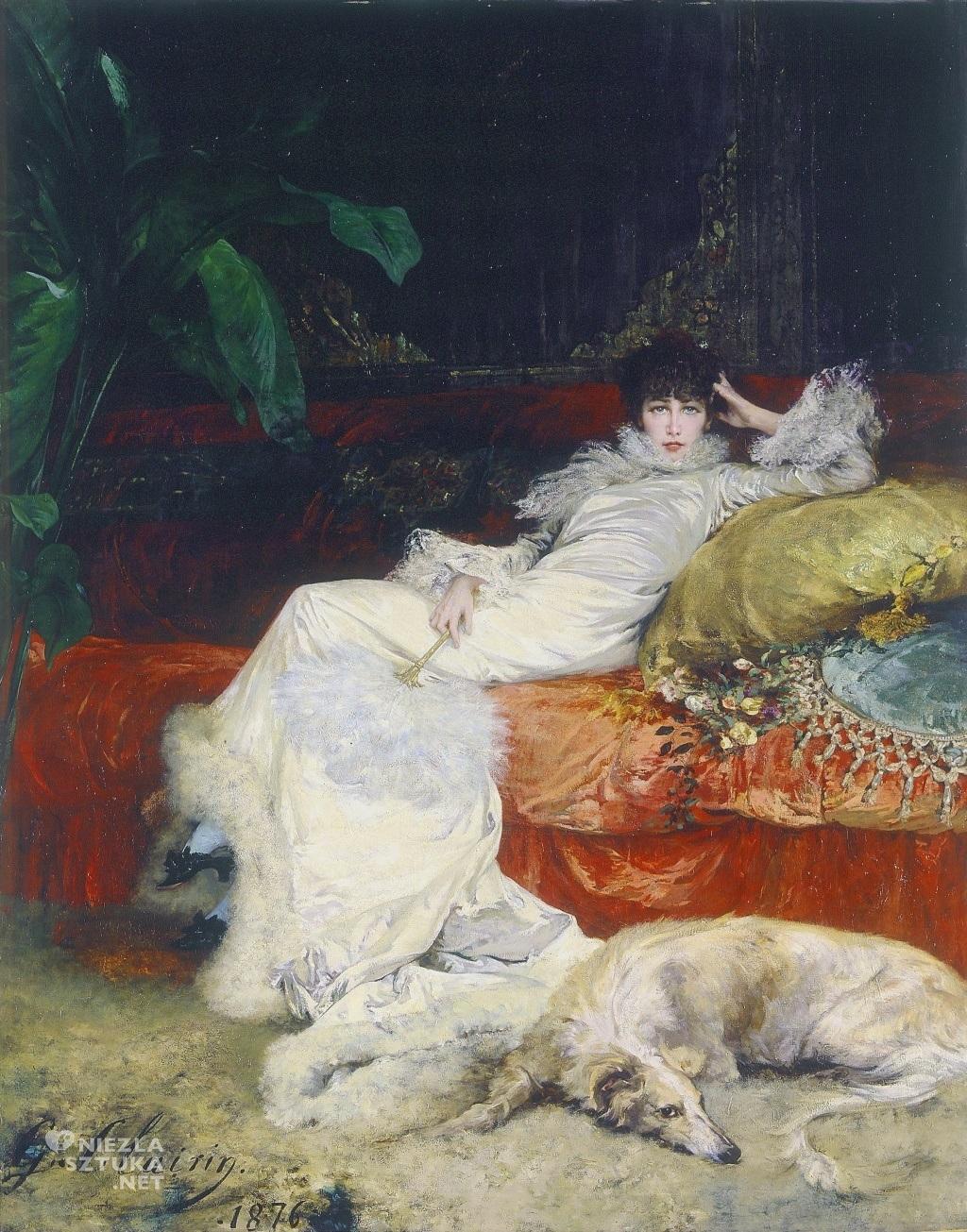 Sarah Bernhardt, Niezła sztuka