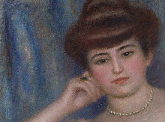 Pierre-Auguste Renoir Misia Sert | 1904, fot.: theredlist.com