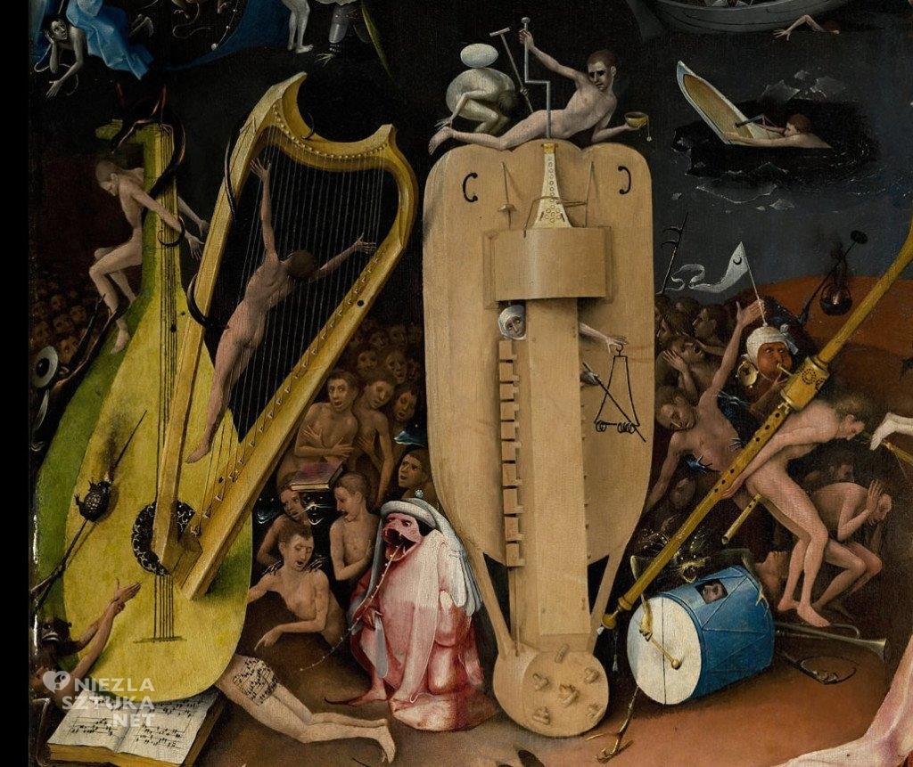 hieronim bosch piekło muzyczne