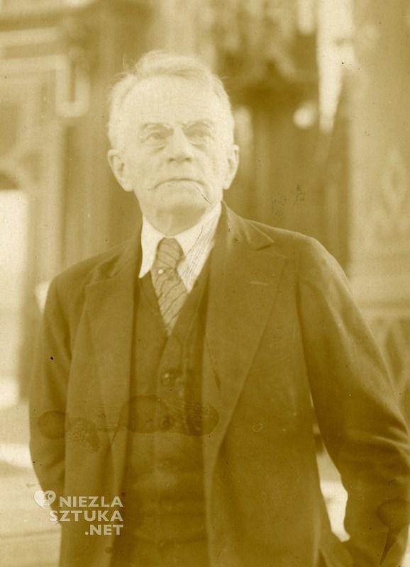 Józef Mehoffer, fot.: Muzeum Miasta Turku im. J. Mehoffera