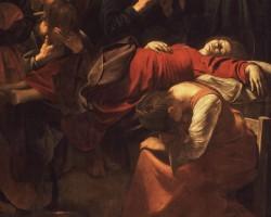 Caravaggio, Śmierć Marii, Luwr, Niezła sztuka