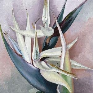 Georgia O'Keeffe White Bird of Paradise | 1939, Georgia O'Keeffe Museum