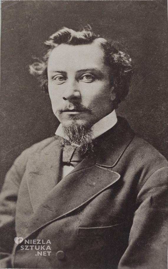 Henryk Siemiradzki, fot. wikipedia.com
