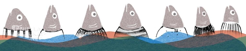 Maria Dek ilustratorka ilustracja polska ilustracja książek dla dzieci