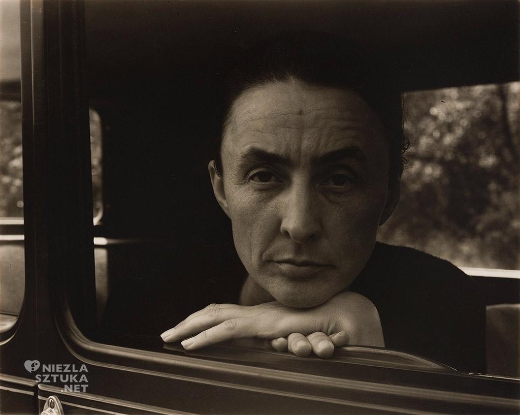 Alfred Stieglitz, <em>Georgia O'Keeffe</em>, fot. Crystal Bridges Museum of American Art