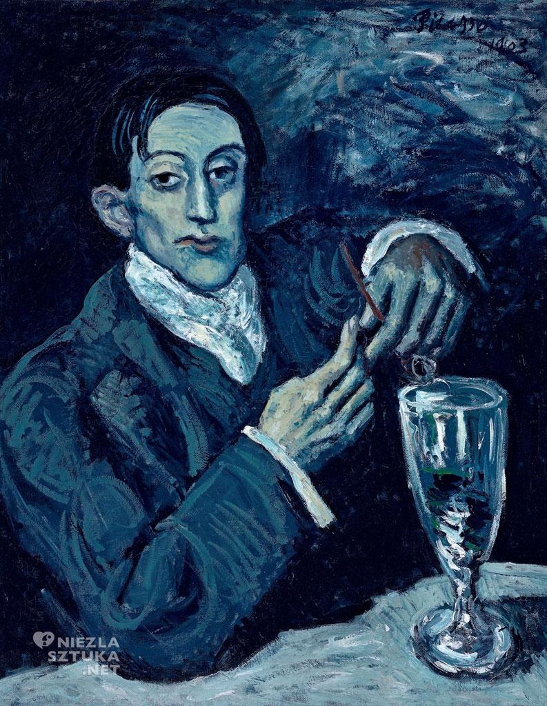 Pablo Picasso Portret, Angelo Fernández de Soto, niezła sztuka