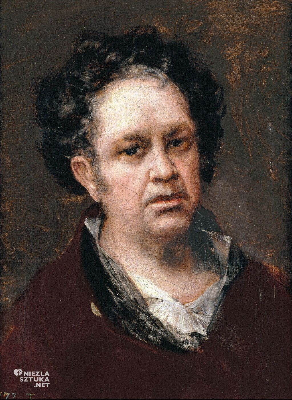 Goya Autorportret   1815
