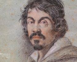 Ottavio Leoni, Portret Caravaggio, Niezła sztuka