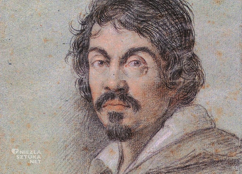 Ottavio Leoni Portret Caravaggio | ok. 1621, Niezła sztuka