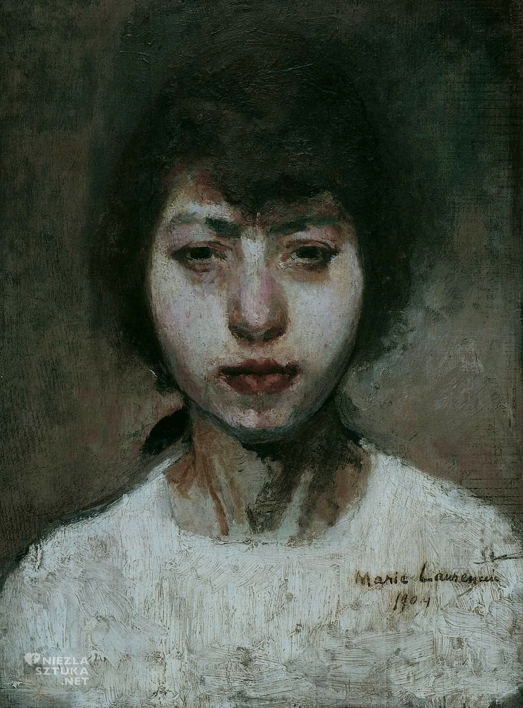 Marie Laurencin Autoportret | 1904,