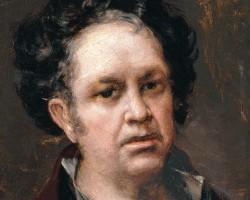Goya Autorportret | 1815