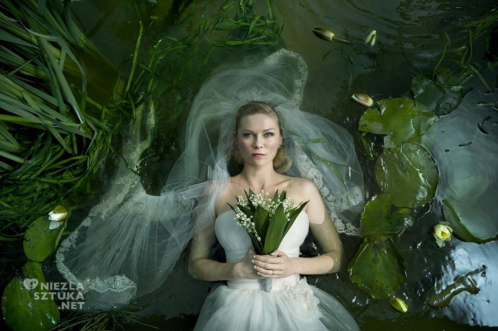Lars von Trier, kadr z filmu Melancholia