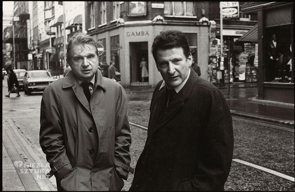 Francis Bacon, Lucian Freud, Niezła sztuka