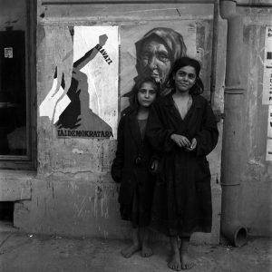 Lee Miller Bezdomne dzieci w Budapeszcie, Węgry   1946