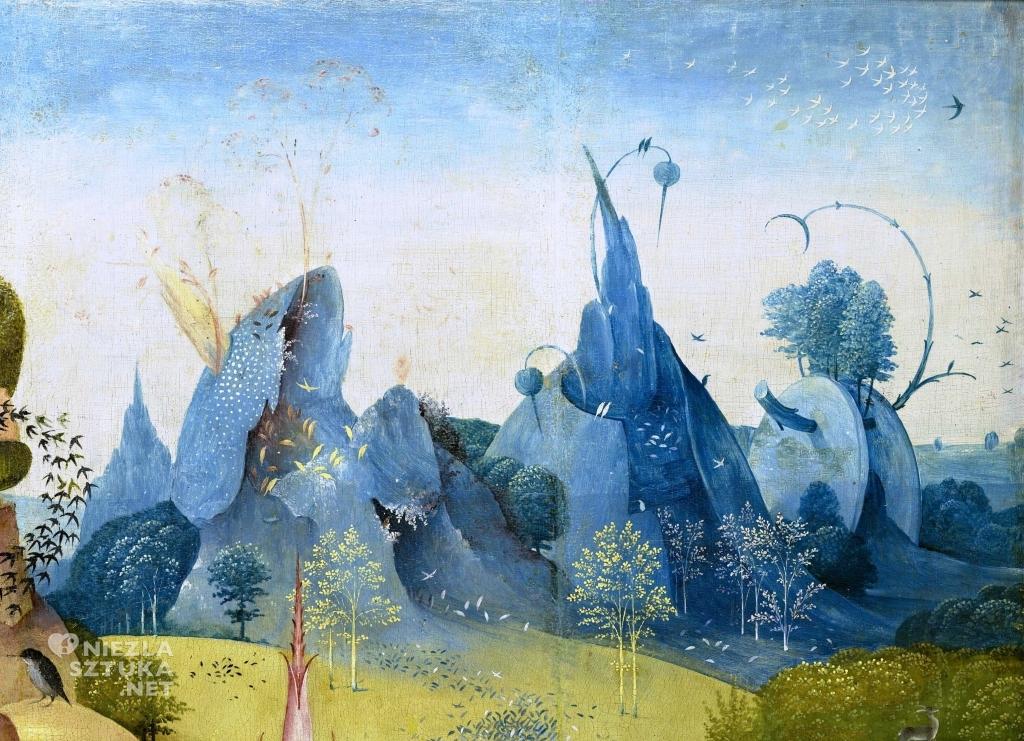 """Hieronim Bosch """"Wędrowiec"""" » Niezła sztuka"""
