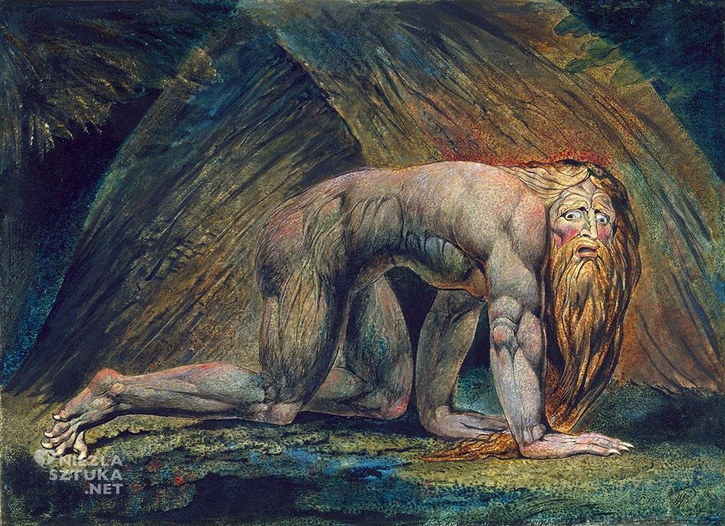 William Blake Nabuchodonozor II