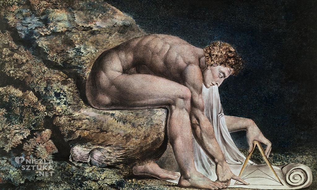William Blake Newton