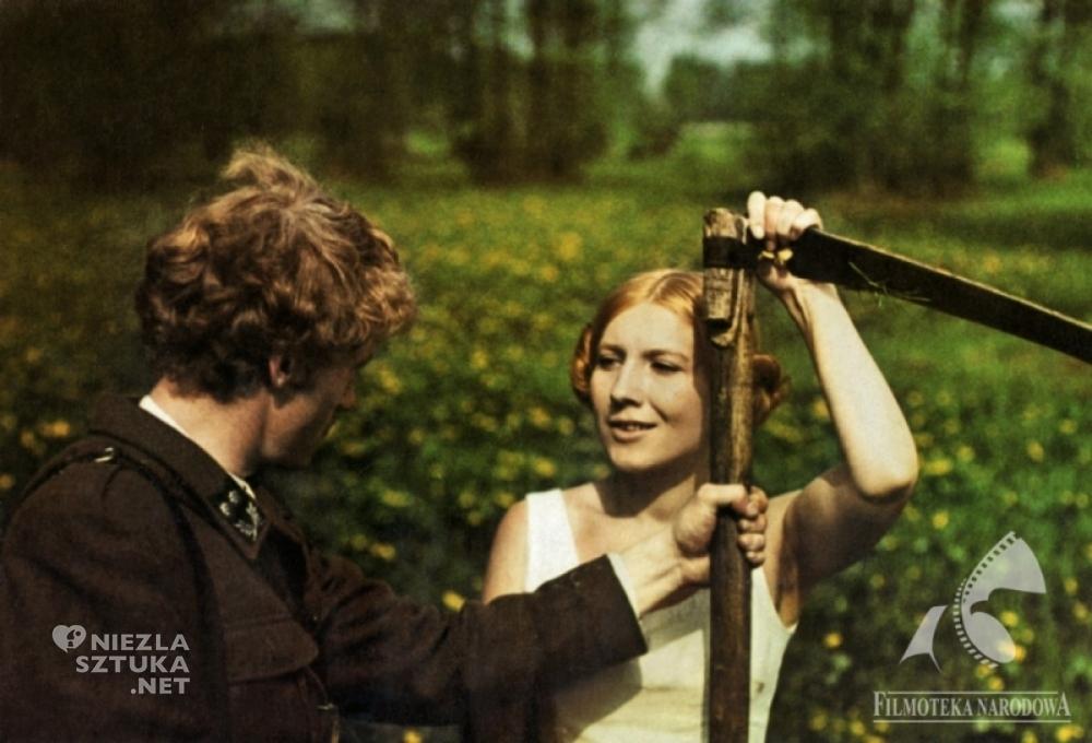 Kadr z filmu Brzezina | 1970, reż. Andrzej Wajda, fot.: Renata Pajchel, Fototeka Filmoteki Narodowej / fototeka.fn.org.pl
