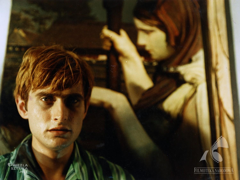 Kadr z filmu Brzezina | 1970, reż. Andrzej Wajda, fot.: fototeka.fn.org.pl