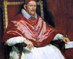 Diego Velázquez, Innocenty X, Portret papieża Innocentego X | ok. 1650, Galleria Doria Pamphilj, Rzym