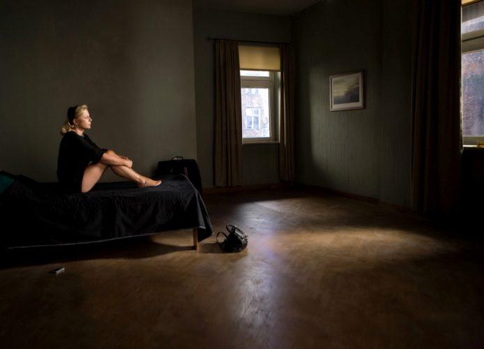 Krystyna Janda w filmie Tatarak | 2009, reż. Andrzej Wajda, fot. Akson Studio