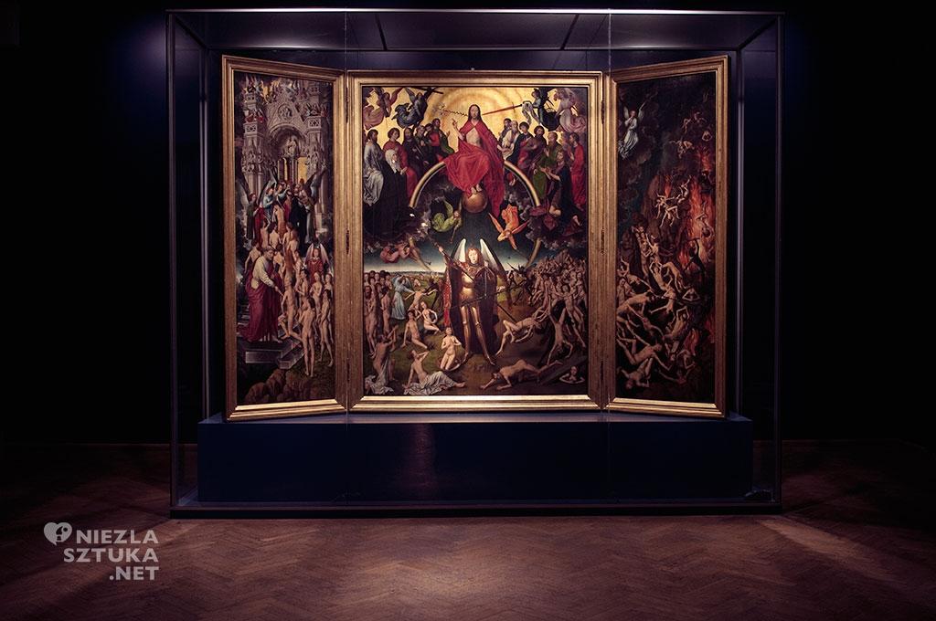 Hans Memling <em>Sąd ostateczny</em>, ok. 1471, Muzeum Narodowe w Gdańsku