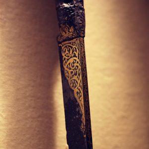 Jatagan turecko – bałkański, XVIII – XIX w., warsztat nieznany
