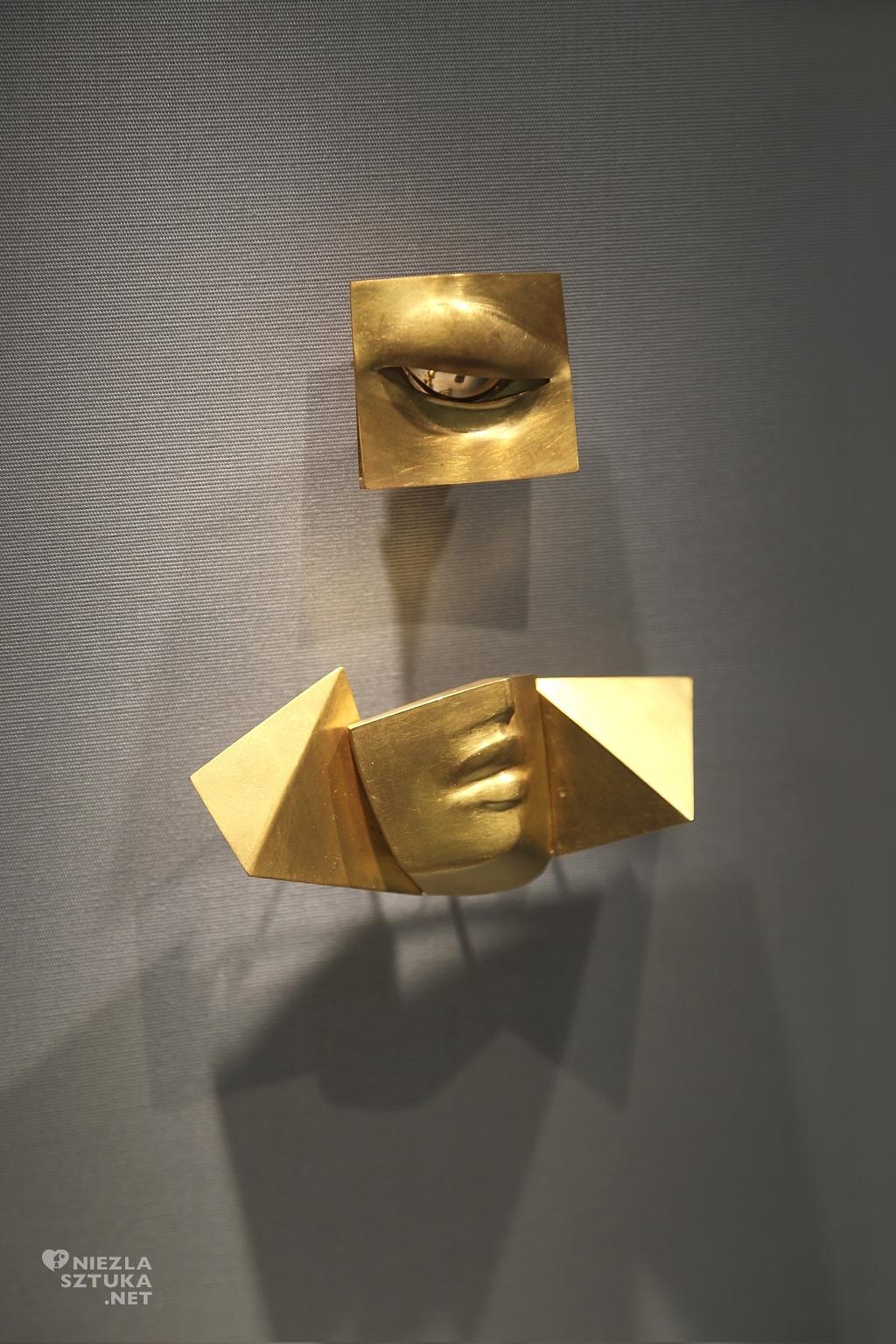 Bruno Martinazzi, broszka. Materiały: złoto
