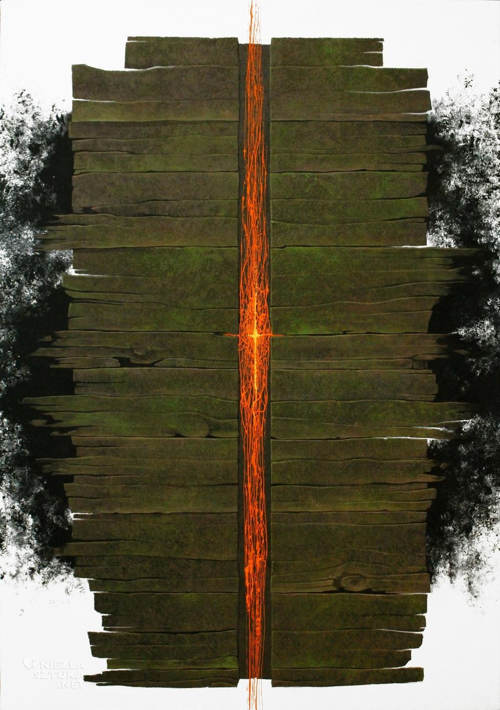 2016, 100x70cm, akryl na plotnie, Imp 4