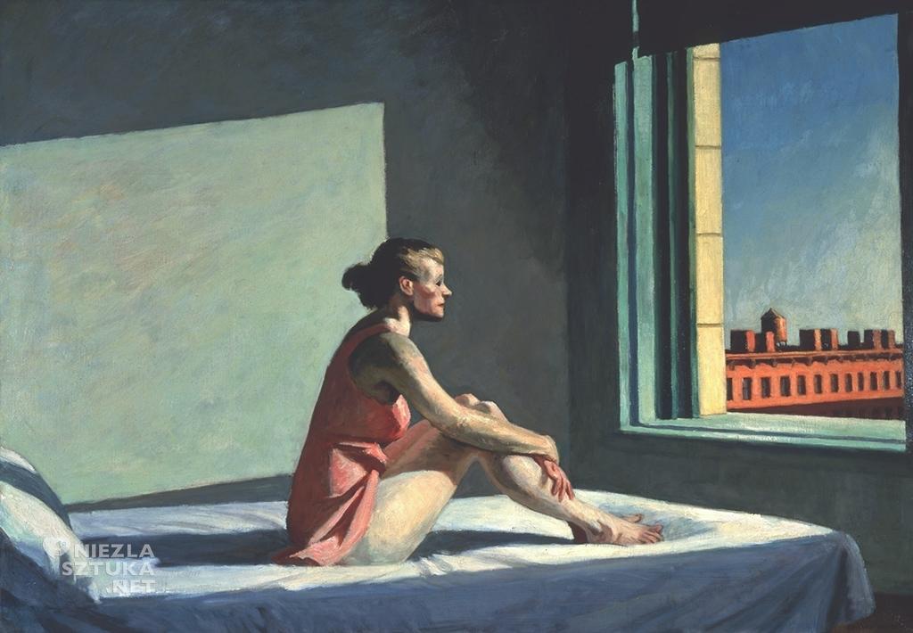 Edward Hopper Poranne słońce